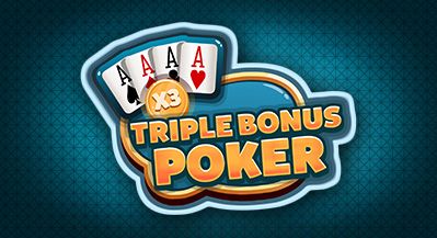 Triple Bonus Poker