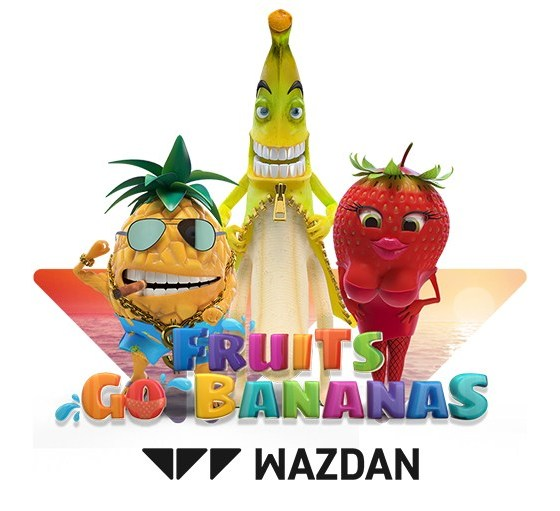 Fruits Go Bananas