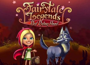 Fairy Tale Legends Red Riding Hood
