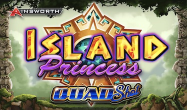 Island Princess Quad Shot