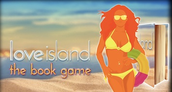 Love Island The Book Game