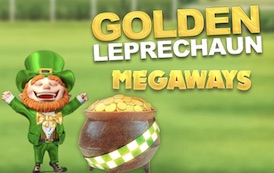 Golden Leprechaun MegaWays™