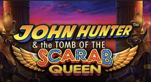John Hunter & the Tomb of the Scrab Queen
