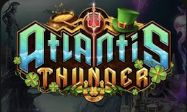 Spiele Atlantis Thunder St. PatrickS Day - Video Slots Online