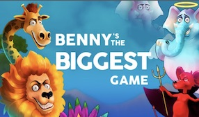 Benny's the Biggest Game