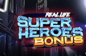 Real Life Superheroes Bonus