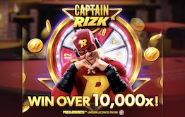 Captain Rizk™ Megaways