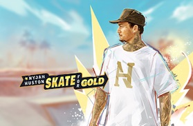 Nyjah Houston - Skate for Gold