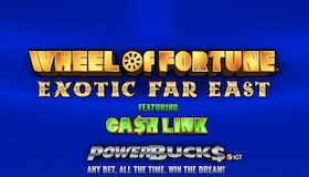 Wheel of Fortune Exotic Far East