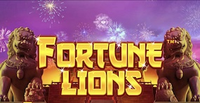 Fortune Lions (Skywind)