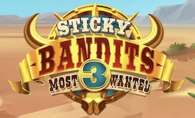 Sticky Bandits 3 Most Wanted